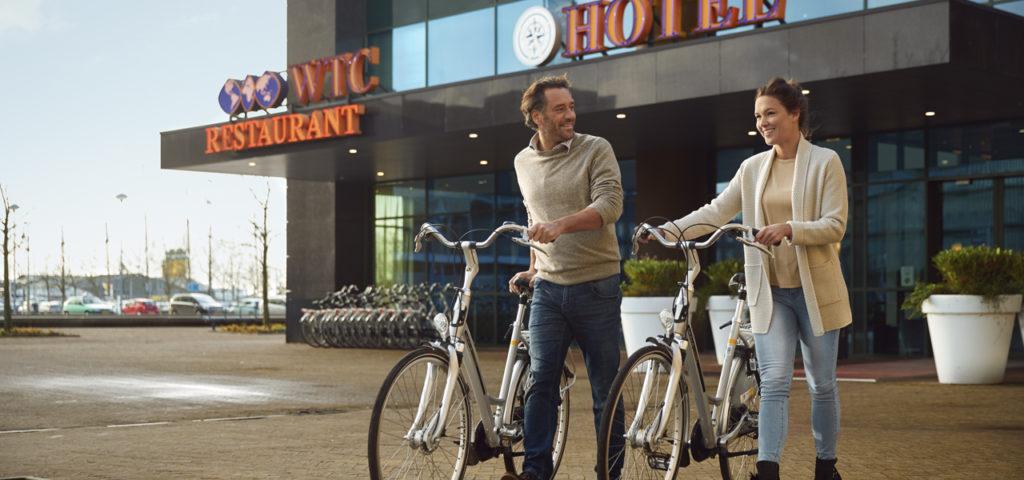 WTC-Hotel-Leeuwarden-fietsen - Westcord Hotels