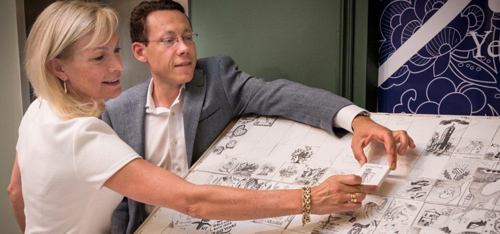 Royal Delft ontwikkelt servieslijn voor WestCord Hotels - Westcord Hotels