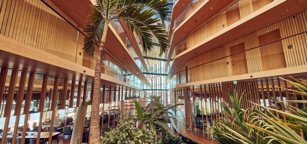 Hotel Jakarta Amsterdam winnaar 'Architecture MasterPrize' - WestCord Hotels
