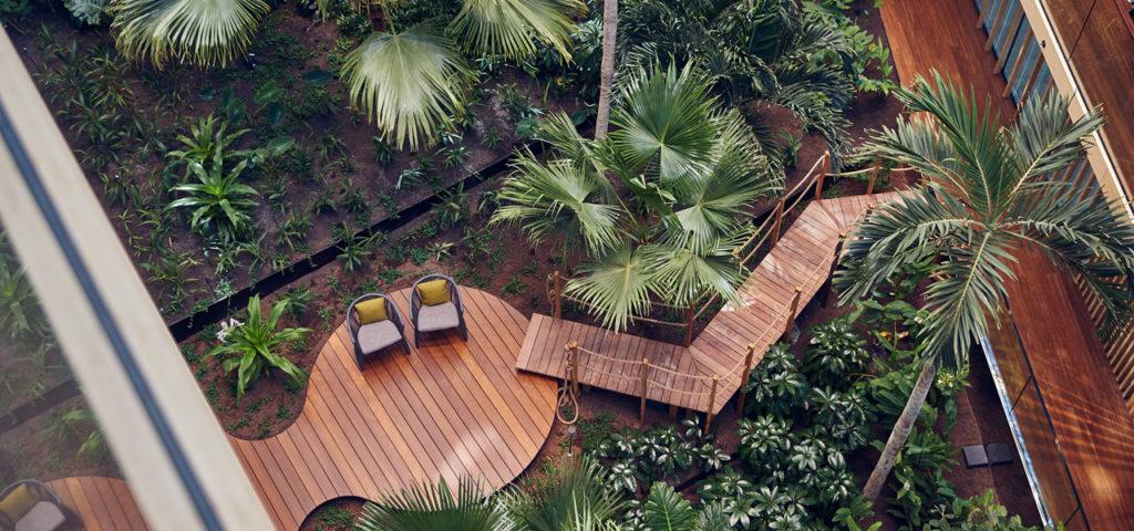 hotel-jakarta-amsterdam-westcord-hotels-hortus-botanicus-subtropische-tuin-3 - Westcord Hotels