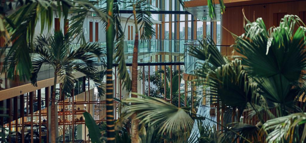 Hotel Jakarta Amsterdam (SeARCH) 'Publiek gebouw van het Jaar 2018' - WestCord Hotels
