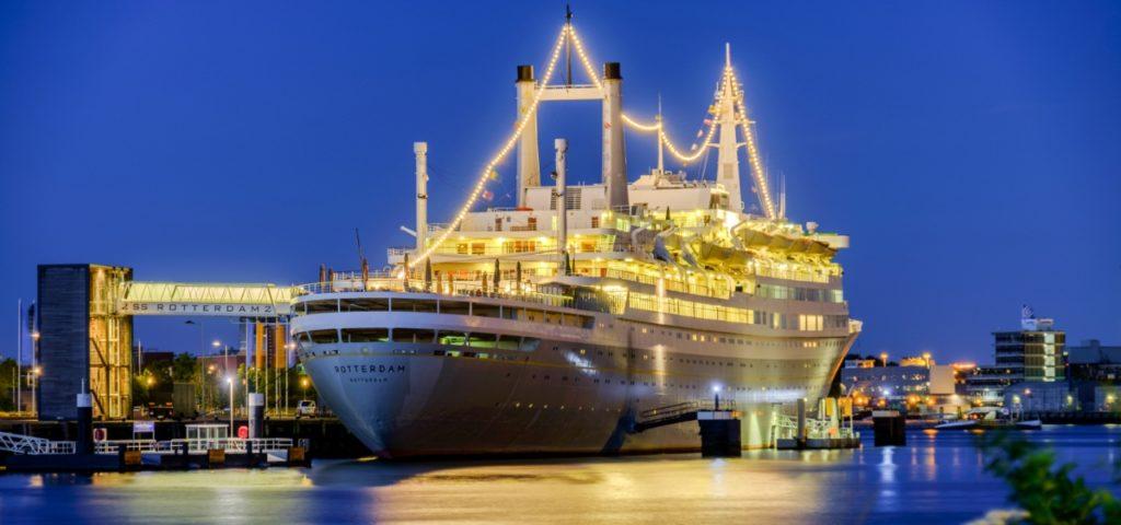 Feestdagen op het ss Rotterdam - WestCord Hotels