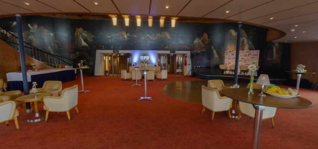 Grand Ballroom in 360° - Westcord Hotels