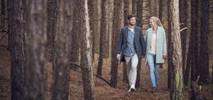 Wandelen in het bos WestCord ApartHotel Boschrijck-2 - Westcord Hotels