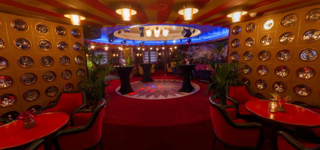Bekijk de Ambassador Lounge in 360° - Westcord Hotels
