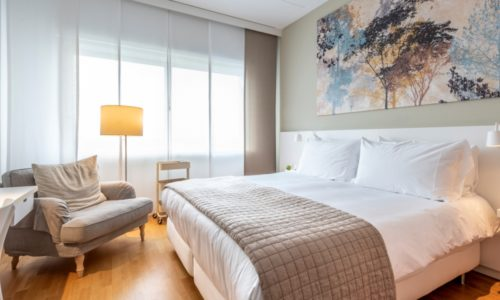 WHD – Comfort Deluxe Kamer - WestCord Hotels