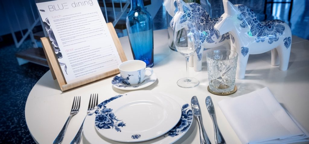 Blue Dining - WestCord Hotel Delft - Westcord Hotels