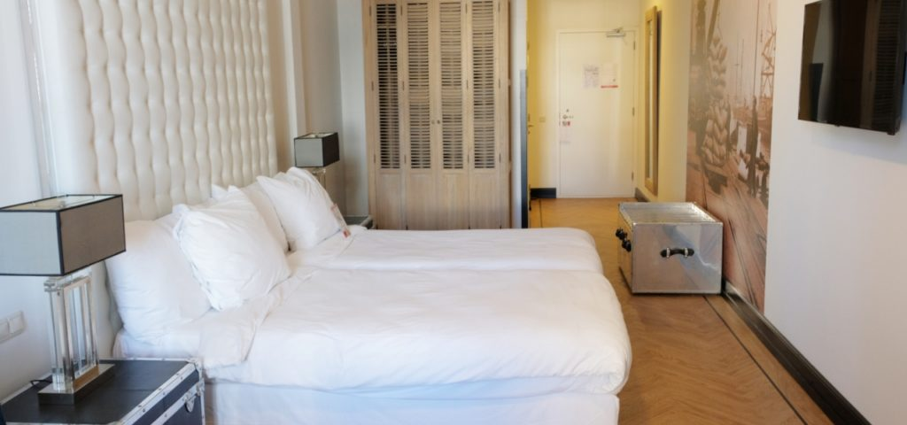 Hotel_New_York_Wilhelminapier_2 - Westcord Hotels