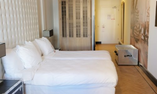 HNY – Wilhelminapier Plus Kamer - WestCord Hotels