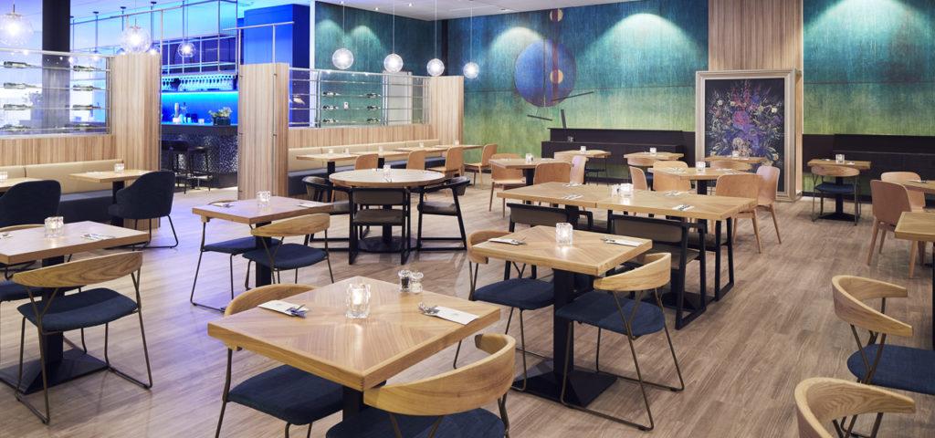 Westcord WTC Hotel Leeuwarden - Plaza - Ontbijt Restaurant - Westcord Hotels