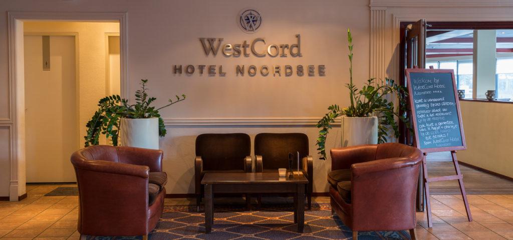 Lobby WestCord Hotel Noordsee - Westcord Hotels