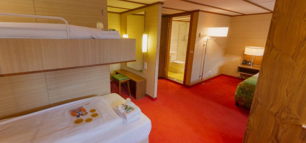 Family Room - Bahamas - Westcord Hotels