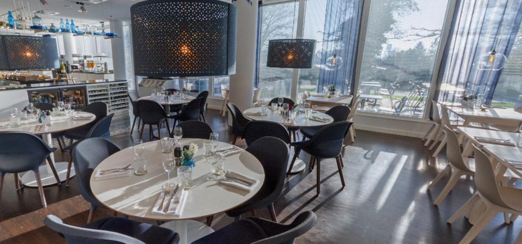 360º foto Restaurant BLUE Dining Delft - Westcord Hotels
