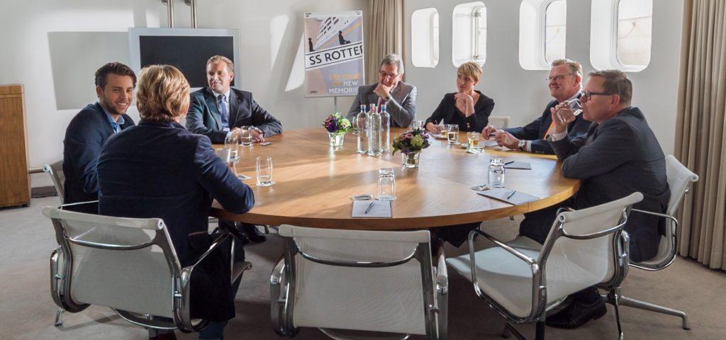 ssRotterdam_Executive Boardroom_Roos van Leeuwen (2)_websiteformaat1280x600 - Westcord Hotels