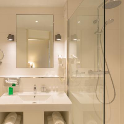 WestCord Hotel Noordsee-badkamer