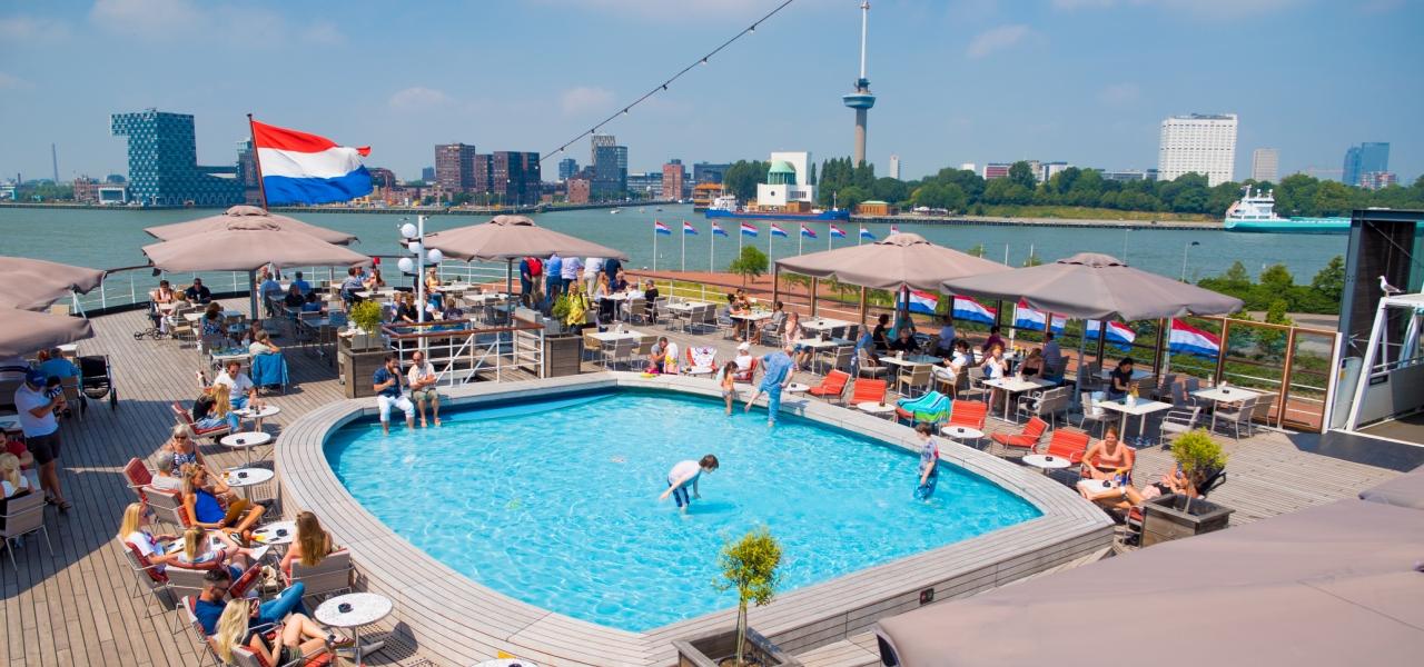 Ontdek alle seizoenen op het ss Rotterdam