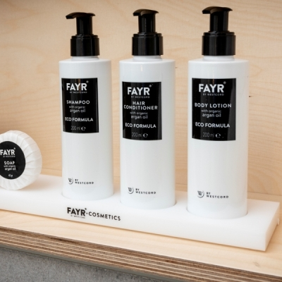 FAYR Amenities by WestCord