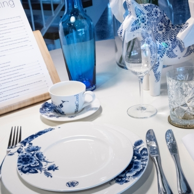 Blue Dining - WestCord Hotel Delft