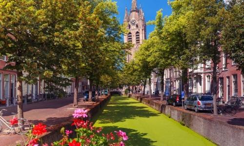 City Tour Delft
