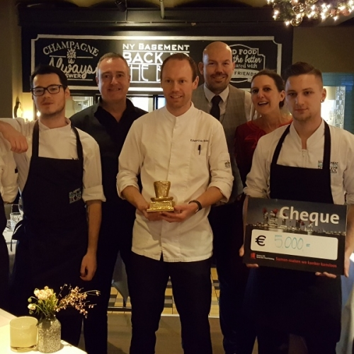 Gouden Culinaire Hoed