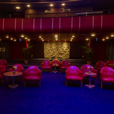 Theatre zaal in 360˚