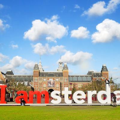 I-Amsterdam hotel arrangement