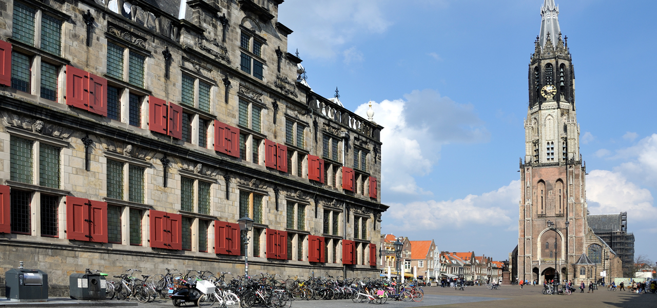 Ontdek Historisch Delft