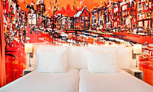 superior-kamer-oranje-art-hotel-amsterdam