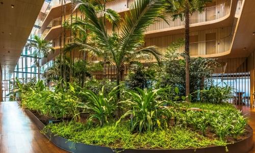 Hotel Jakarta Amsterdam behaalt BREEAM-NL 'Excellent' Certificaat Duurzaamheid