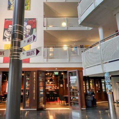 360º foto lobby Art Hotel Amsterdam