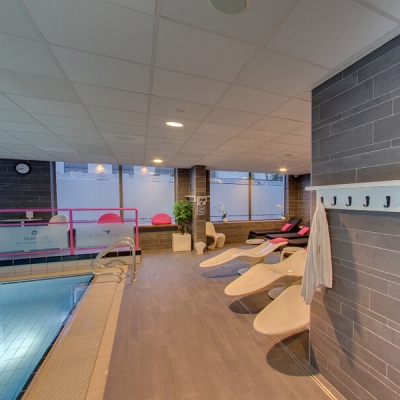 360º foto The Wellness Garden Amsterdam in Fashion Hotel Amsterdam