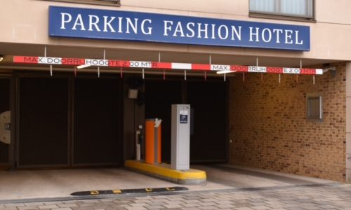parkeren bij westcord fashion hotel amsterdam