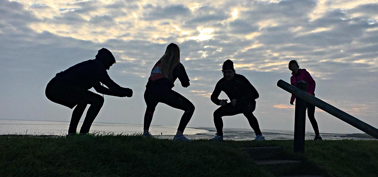 Bootcamp weekend Vlieland