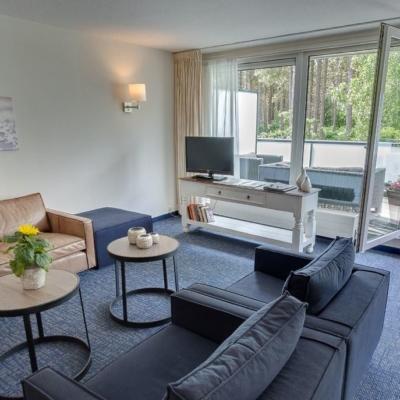 360º foto Appartement Large + Bedbank ApartHotel Boschrijck