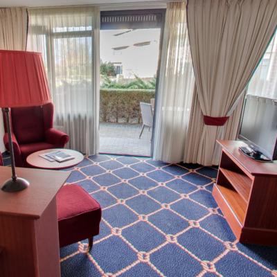 360º foto Comfort Deluxe Kamer WestCord Hotel Noordsee