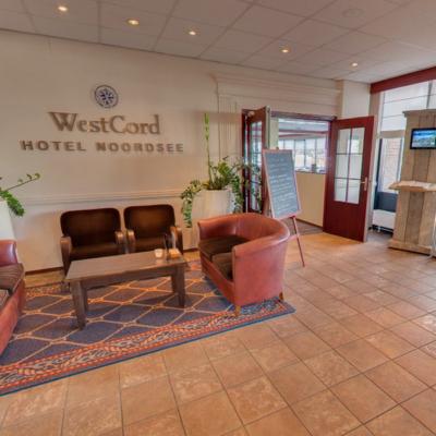 360º foto lobby WestCord Hotel Noordsee