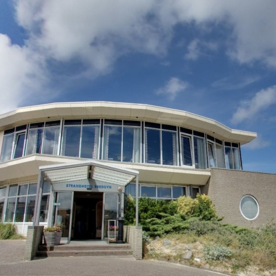 360º foto buitenzijde Strandhotel Seeduyn