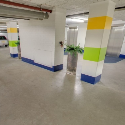360º foto Parking Hotel Schylge