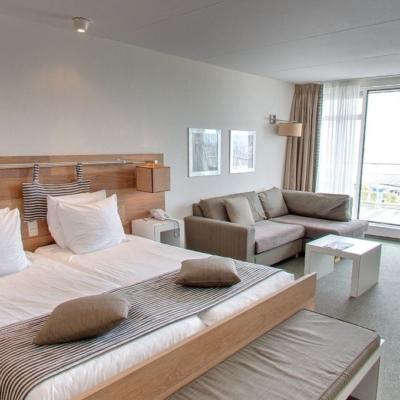 360º foto Superior Deluxe Zeezijde Strandhotel Seeduyn