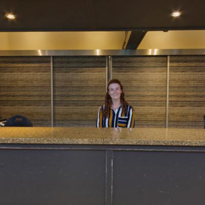 360º foto WestCord Hotel de Veluwe - Receptie