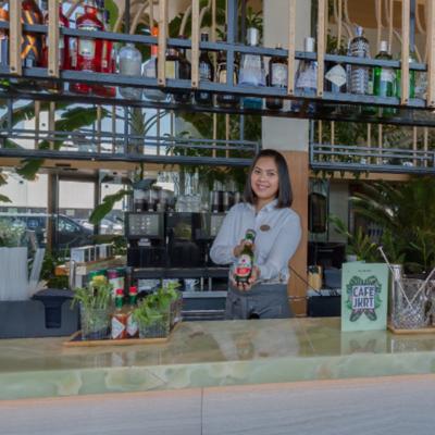 360º foto Bar Café Jakarta - Hotel Jakarta Amsterdam
