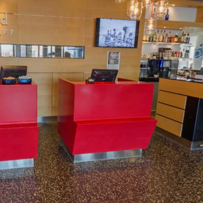 360º foto receptie WestCord Hotel Delft