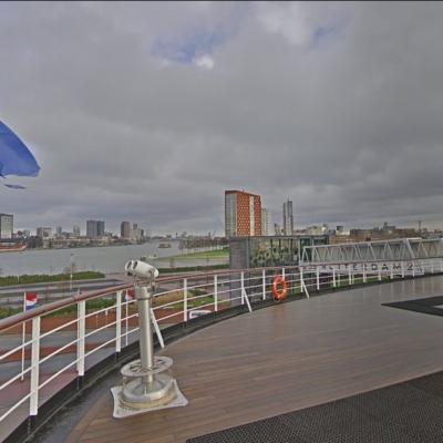 360º foto achterdek ss Rotterdam