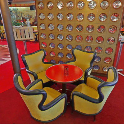 360º foto Ambassador's Lounge ss Rotterdam