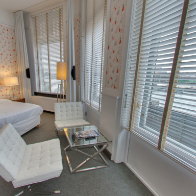 360º foto Balkon Kamer