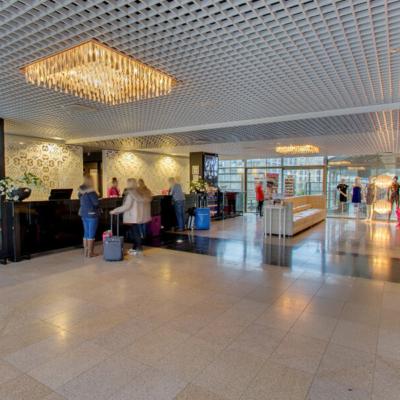 360º foto lobby Fashion Hotel Amsterdam