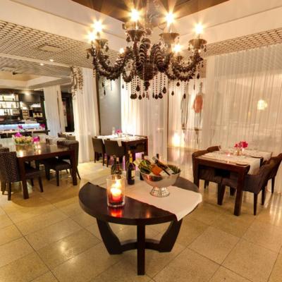 360º foto Fashion's Restaurant Fashion Hotel Amsterdam