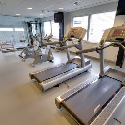 360º foto fitness & sauna WestCord Hotel Delft