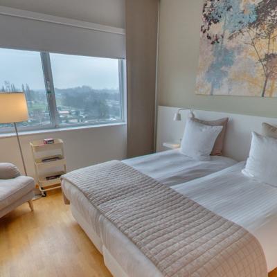 360º foto Tweepersoonskamer 'Naturel' WestCord Hotel Delft