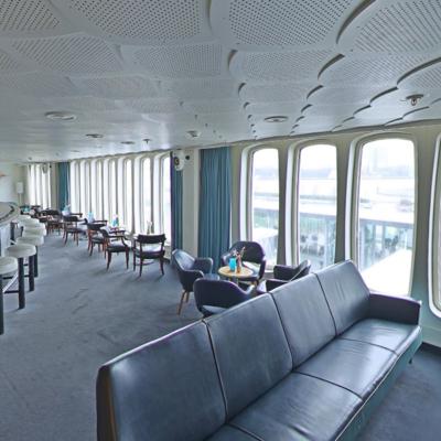 360º foto Ocean Bar ss Rotterdam